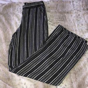 Flowy Stripped Pants